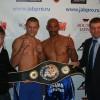 Дмитрий Сухотский – Хуан Нелонго в бою за титул WBO Europe