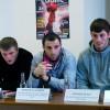 Пресс-конференция в Красноярске