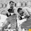 Москва. Красная площадь. 23 мая. Профессиональный бокс.