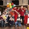 Александр Колесников провёл мастер-класс для детей