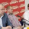 Пресс-конференция команды Поветкина