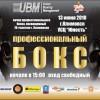 Профессиональный бокс в Климовске! Сегодня!