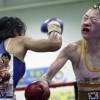 У бокса не женское лицо