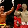Чемпион мира WBA Мигель Акоста – претендент Брэндон Риос