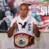 Орландо Салидо получает пояс чемпиона WBO