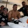 Дмитрий Сартисон выбыл на полгода из бокса