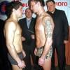 Сегодня состоится боксерское шоу в Санкт-Петербурге