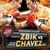 Постер к бою Себастьян Збик – Хулио Сезар Чавес младший