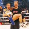 Чемпионка мира Рамона Кюне выходит замуж с четвертой попытки