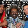 Большое боксерское шоу в США
