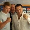Поветкин – Чагаев. Пресс-конференция в Эрфурте
