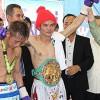 Понгсаклек Вонйонгкам в 19-й раз становится чемпионом Мира!