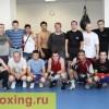 Спарринги боксеров в МЦБИ
