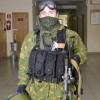 Денис Лебедев посетил полк ВДВ