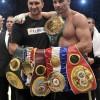 Виталий Кличко: Нокаут был делом времени