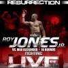 Рой Джонс возвращается!