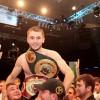 Заурбек Байсангуров – чемпион Мира по версии WBO!
