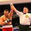 Боксерская карьера Дениса Бахтова