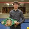 Константин Пономарев защитил чемпионский пояс