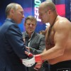Пресс-секретарь В.В. Путина: Освистывания не было!