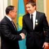 Боксеру Геннадию Головкину вручили орден «Парасат»
