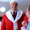 Дед Мороз превратился в Николая Валуева (видео)