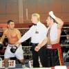 Очередная драка на ринге Хорена Гевора (видео)