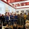 Динамо (Москва) и Milano Thunder посетили Академию Бокса