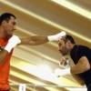 Братья Кличко сразились друг с другом (видео)