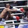 Боксерское шоу в Москве (видео)