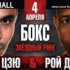 "Лебедев, Кокс, Бахтин, Дрозд – ""Бокс: звездный ринг"""