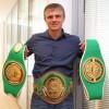 Антон Новиков стал чемпионом СНГ и Славянских стран
