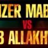 Хабиб Аллахвердиев vs Кайзер Мабуза (видео)
