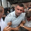 Кличко пострадал от рук спецназа на митинге против русского языка