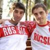 Давид Айрапетян и Михаил Алоян готовы к Олимпиаде в Лондоне!