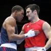 На Олимпиаде Артур Бетербиев нанес поражение американцу