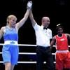 Надежда Торлопова вышла в полуфинал, победив нигерийку