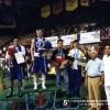 Экс-чемпион Европы по боксу избил полицейского