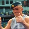 Чемпион Мира WBA, Денис Лебедев, выходит на ринг