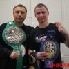 Сергей Рабченко отстоял свой титул чемпиона Европы