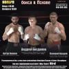 Вечер профессионального бокса в Пскове!