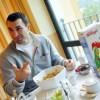 Владимир Кличко был нокаутирован куриным салатом!