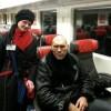Николай Валуев проехался в метро и маршрутке