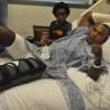 Хоан Гузман получил два перелома руки и перелом ноги