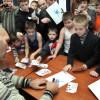 Школа бокса Николая Валуева провела юношеский турнир