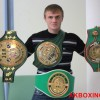 В пробах боксера Антона Новикова обнаружен допинг