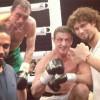 Роберт де Ниро и Сильвестр Сталлоне встретятся на ринге