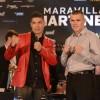 В бою Серхио Мартинеса и Мартина Мюррея будут использованы видеоповторы