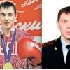 Егор Мехонцев стал инспектором ДПС
