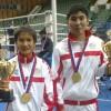 Выживший подросток выиграл серебро на чемпионате России